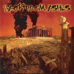 Back From Ashes 261 CD Cover