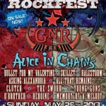 Memory of a Melody to Play River City RockFest