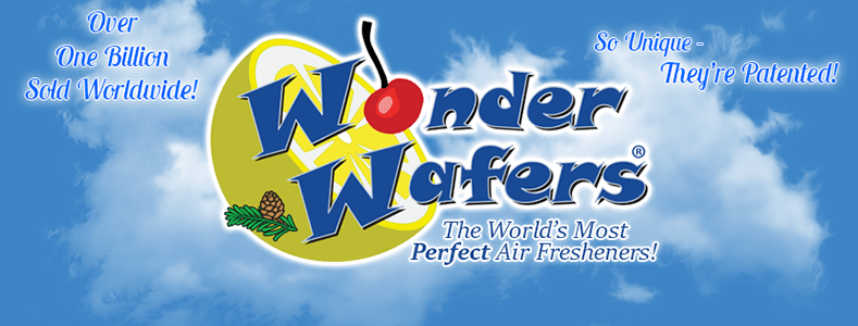 Wonder Wafers banner